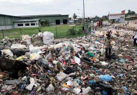 sampah malaysia