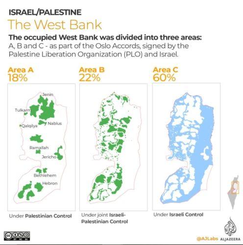 tebing barat israel palestin kawal