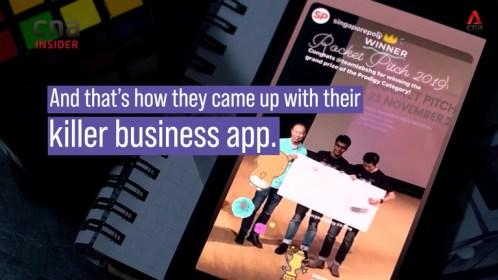 aplikasi perniagaan bisnes harsh dalal