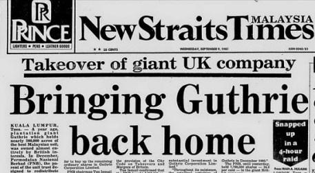 bring guthrie back home malaysia raid