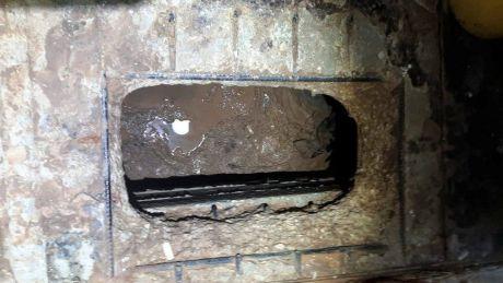 lubang tandas gilboa prison palestin israel