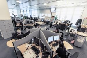 kantoorlandschap