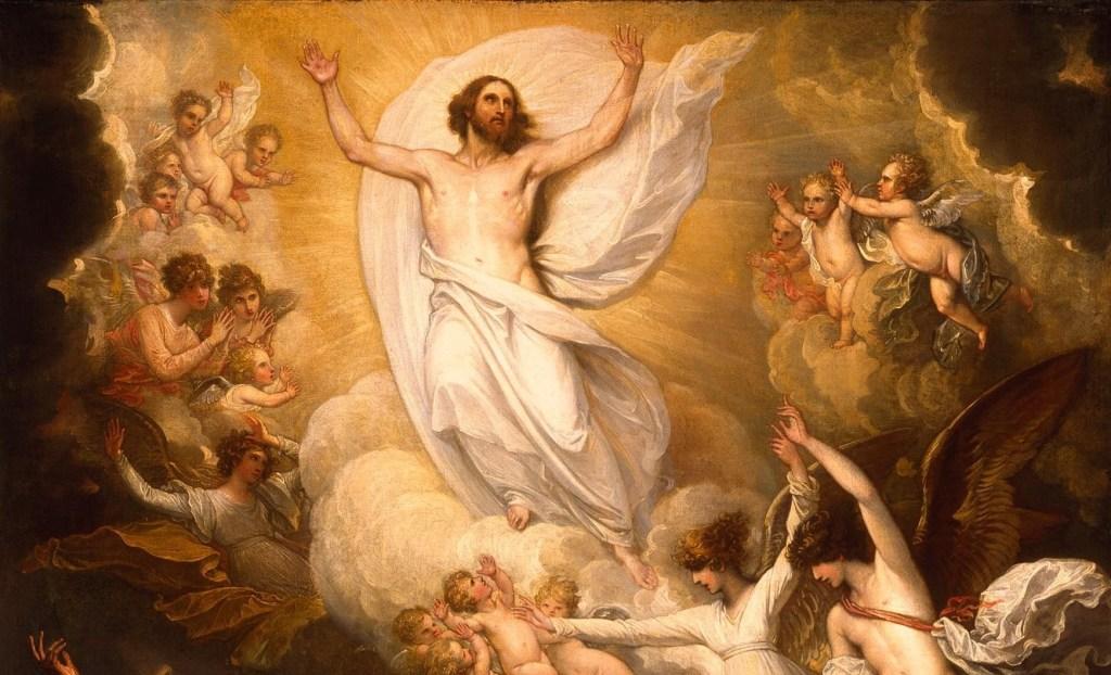 Ascension de Jésus