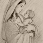 C'est le mois de Marie