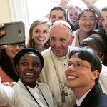 Le Pape François et les jeunes