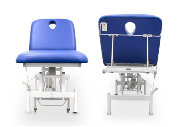 Two Section Electric Massage Table 6