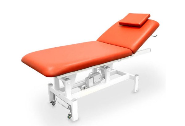 Two Section Electric Massage Table 2