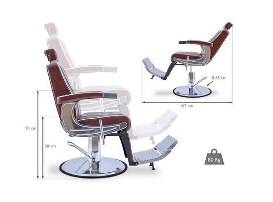 Alabama Barber Chair 3