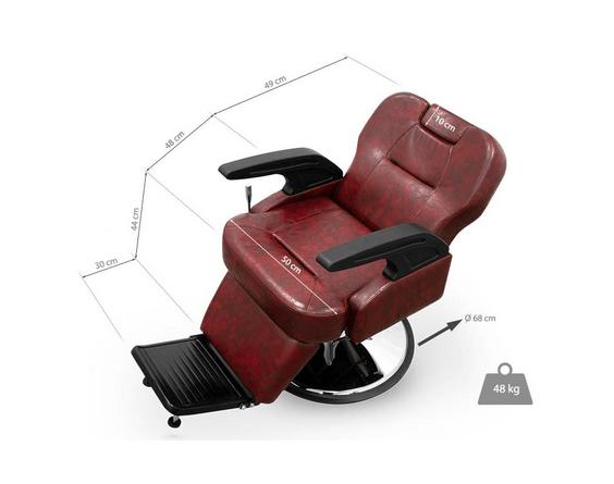 Boston Barber Chair 3
