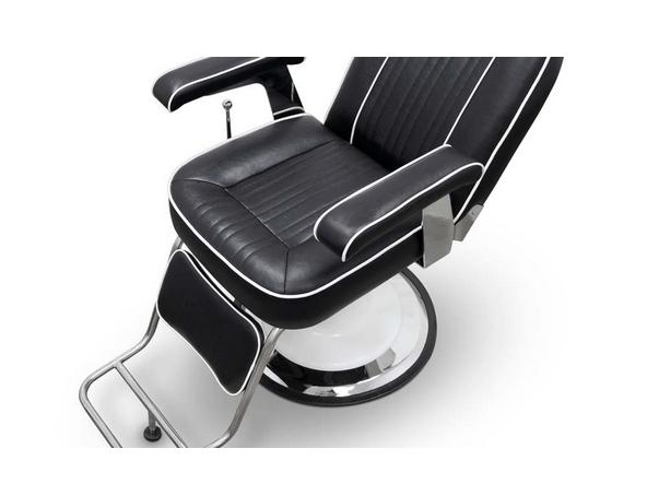 Black Cleveland Barber Chair 5