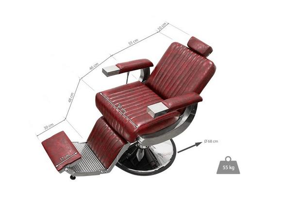 Illinois Barber Chair 3