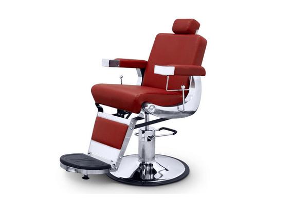 Barber Chair Kentucky Maroon 1
