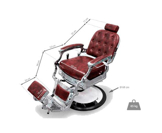 Las Vegas Barber Chair 3
