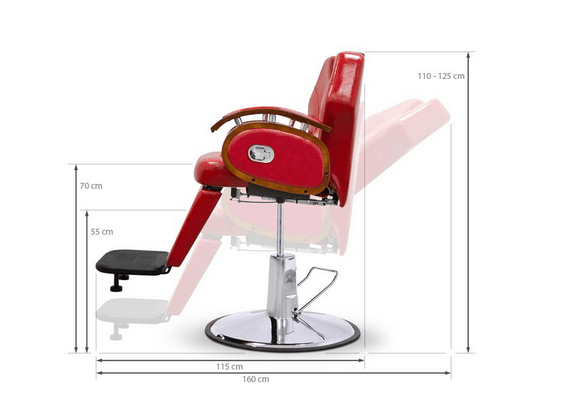 Orlando Barber Chair 3