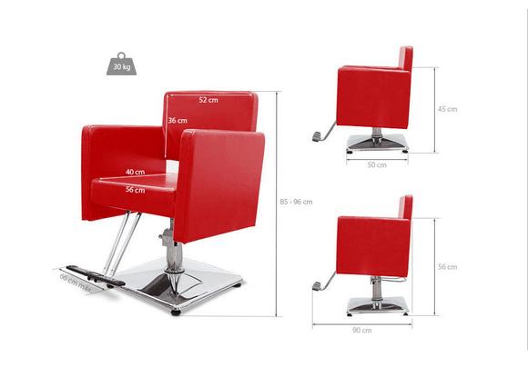 Trento Hairdresser Chair 2