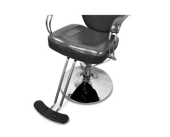 Hairdressers Chair Calabria Black 3