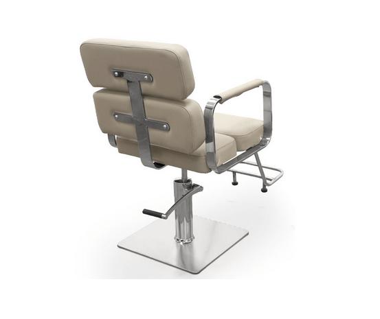 Hairdressers Chair Venezia Gray 3
