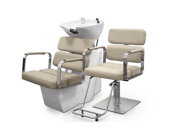 Hairdressers Chair Venezia Gray 5