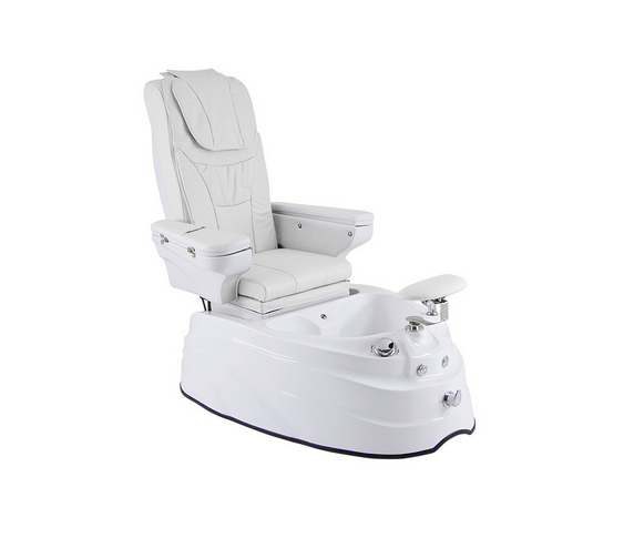 Pedicure Chair with Hydromassage System and Music Player - DELUXE PLUS 1