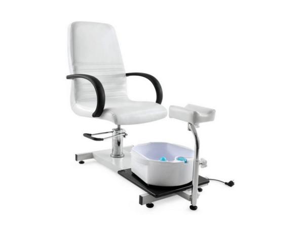Pedicure Chair With Whirlpool Bath 1