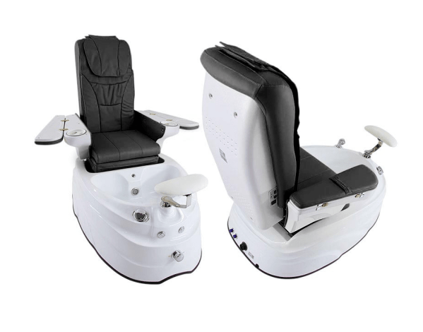 Pedicure Chair with Hydromassage System and Music Player - DELUXE PLUS 4