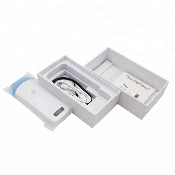 Mini Linear Color WiFi Ultrasound Scanner with Needle Guide