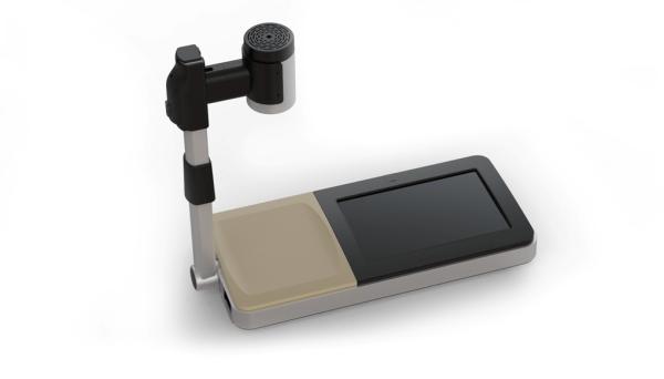 Touch Screen Desktop Infrared Technology Vein Detector 25