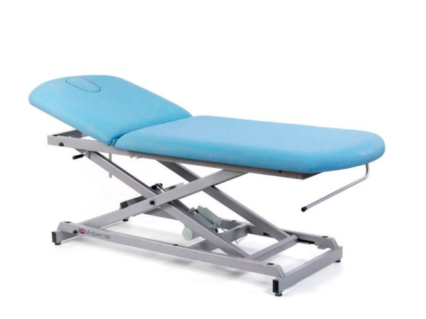 Electric Treatment Table 2 Sections with Straight Rise 1