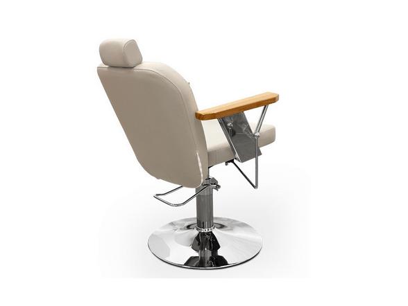 Black Firenze Hairdressers Chair 5