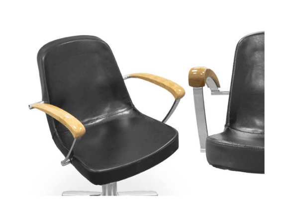 Como Black Styling Chair 4