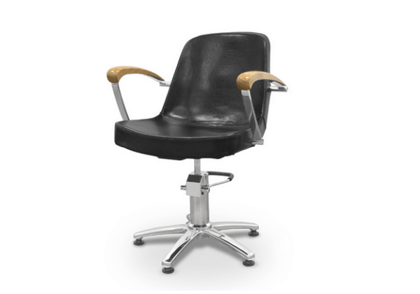 Como Black Styling Chair 1