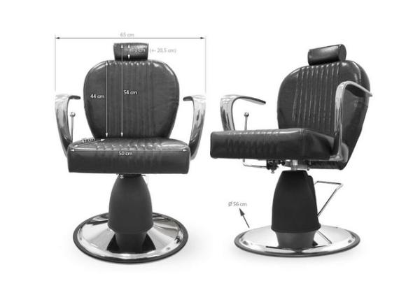 Styling Chair Enna Black 2