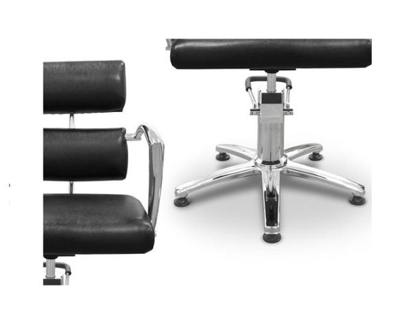 Black Garda Styling Chair 4