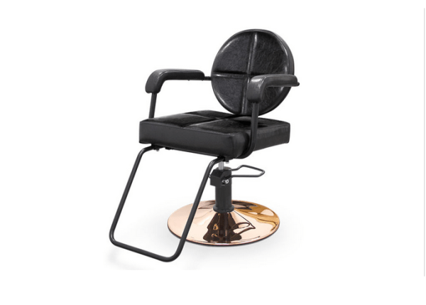 Black Messina Styling Chair 1