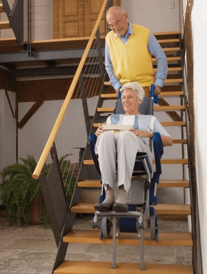 Automatic Stairlift Chair ESCALINO Model 4