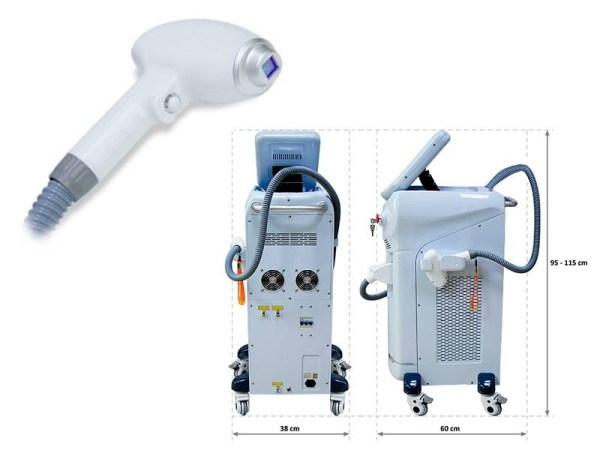 Diode Laser Machine BM100 with Trolley 2
