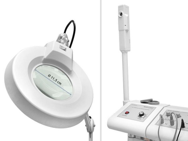 Facial Steamer with 8 Functions 2