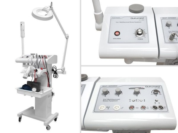 Facial Steamer with 8 Functions 1