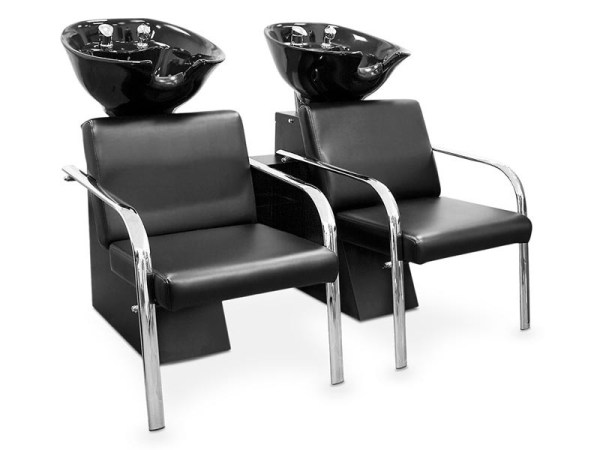 Twin Backwash Unit for Hair Salons 1
