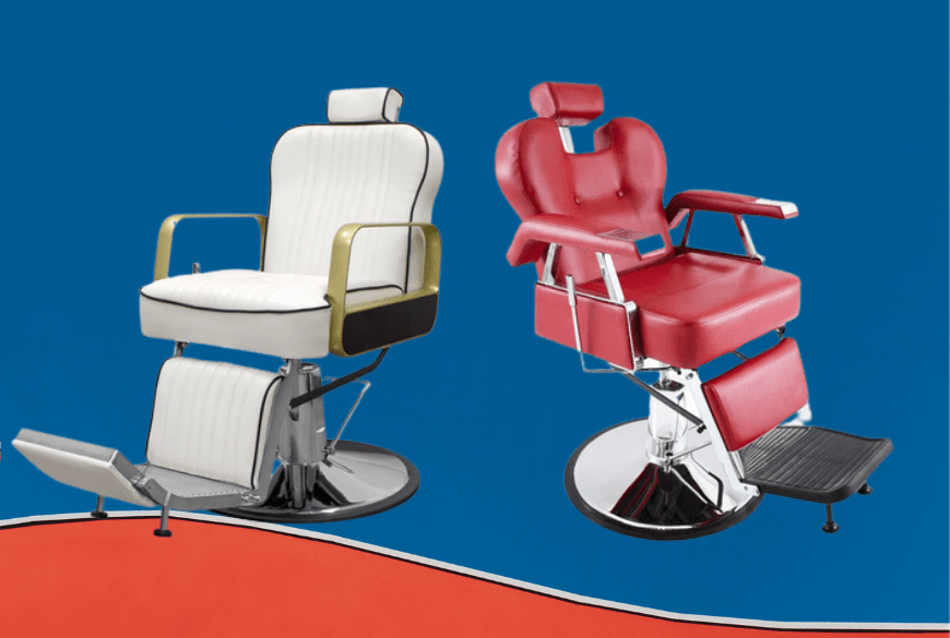 Top 5 Barber Chairs to Create the Best Customer Experience For Your Business