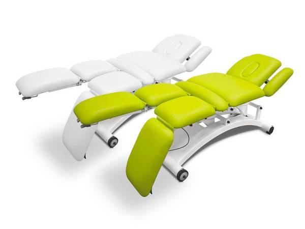 Electric Multifunctional Massage Table 5 Sections With 2 Engines 2