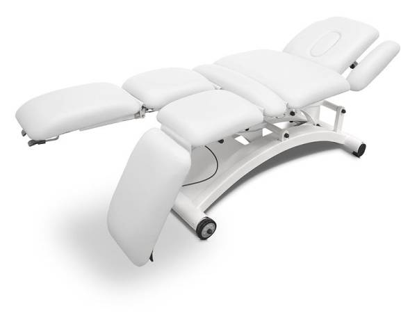Electric Multifunctional Massage Table 5 Sections With 2 Engines 6
