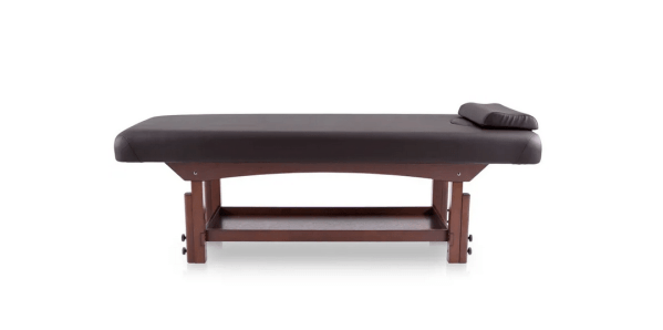 Fixed SPA Bed With Wooden Base 5