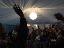 Landsendt WTP Community Meeting Community Action