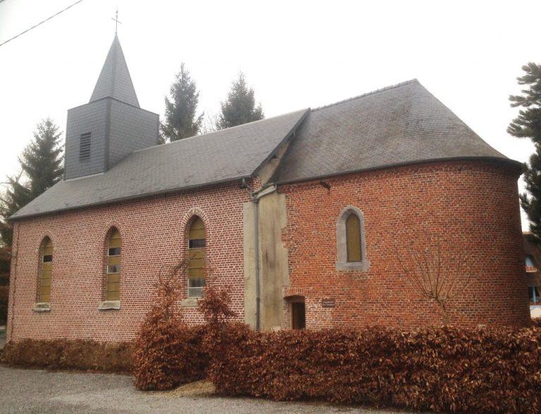 Chapelle N.D des Sept Douleurs (1683)