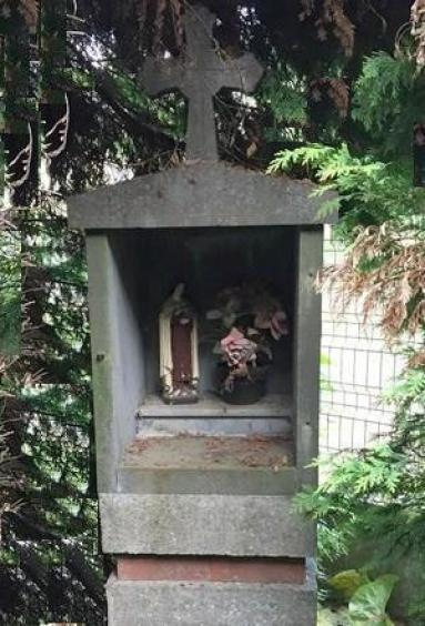 Oratoire disparu