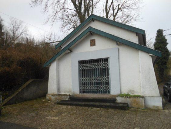 Chapelle Ste Aldegonde