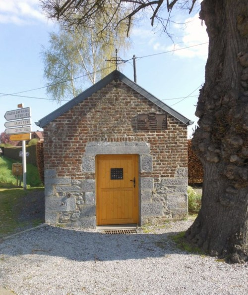 Chapelle N.D d'Heureux Trépas