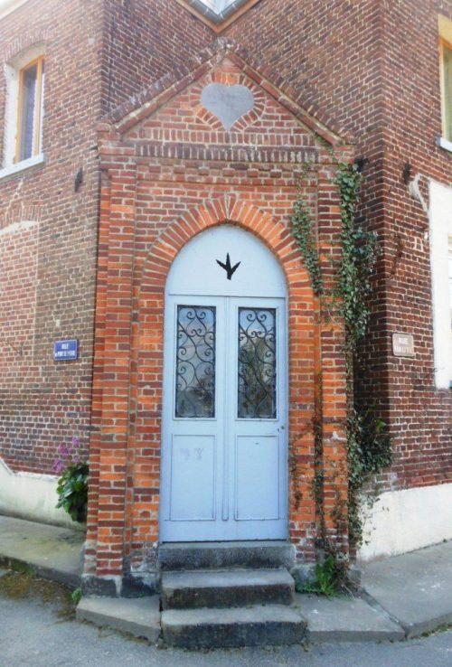Chapelle ND des Anges rue du Pont de pierre X rue Haute