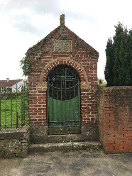 Chapelle N.D de Lourdes Route de Bermerain